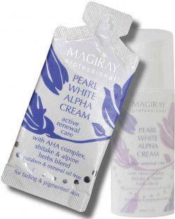 White Alpha Cream - prøve